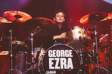 Sommerset House, London with George Ezra