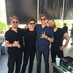 George Ezra and Band Lollapalooza Festival, Chicago 2015